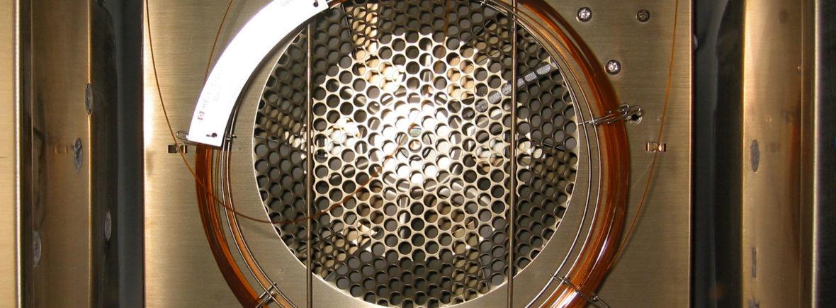 Environmental Gas Chromatograph Oven